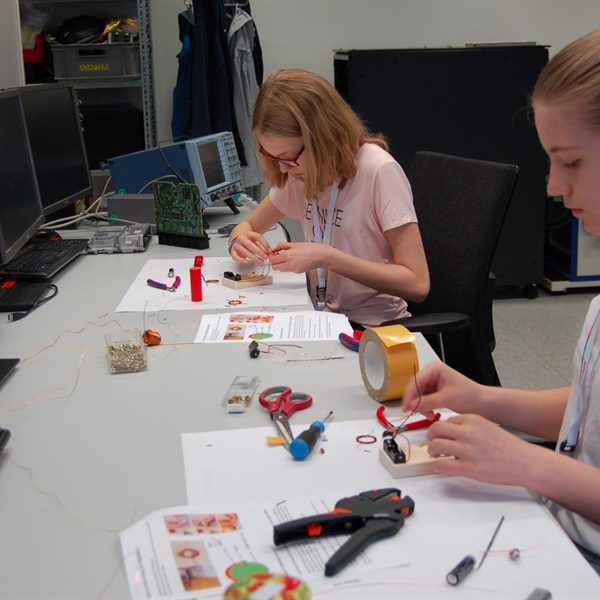 Girls´ Day 2018 bei Bosch in Wien