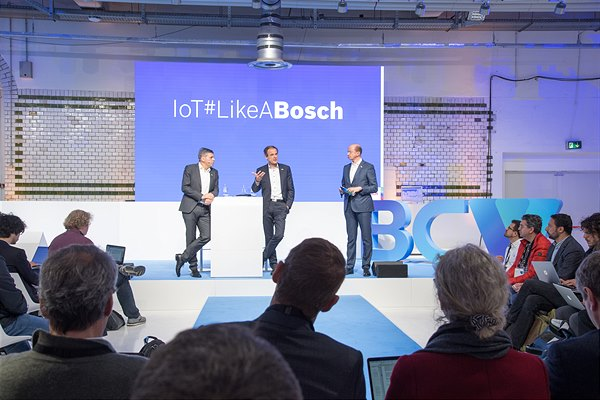 Bosch ConnectedWorld 2019